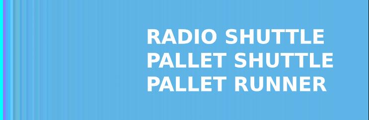 RADIO-SHUTTLE