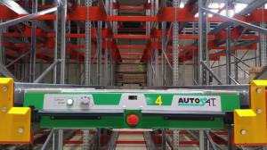 robot shuttle autosat